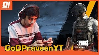 PUBG MOBILE LITE LIVE STREAM | ONE MAN SQUAD  | Powered By Oi