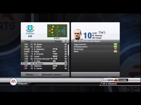 FIFA12 Best Career Mode Season 2021 HD