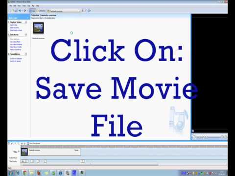 How To Convert A WMM File To .WMV