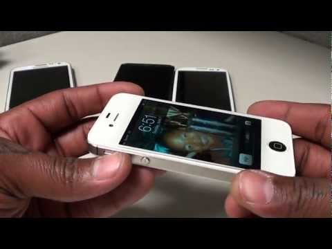 iloome ScreenMate Tempered Glass For IPhone 4 and 4s