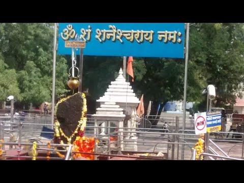 Shani shingnapur darshan (shanishingnapur da yatra)#vlog#part 1