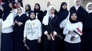 #x202b;اغنية بورشهيد - كورال مدرسة بورفؤاد ث بنات#x202c;lrm;