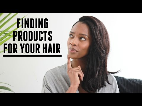 HOW TO CHOOSE THE BEST PRODUCTS FOR YOUR HAIR | REGIMEN BUILDING P3