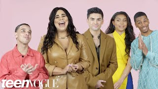 The Cast of 'On My Block' Share Their First Crushes, Splurges, and More | Teen Vogue