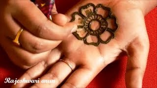 Simple Arabic Mehndi Designs For Hands New Latest Mehndi Easy