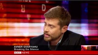 HARDtalk Avner Gvaryahu Breaking The Silence