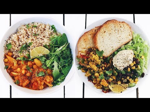 What I Eat In A Day #65 | Vegan
