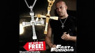 Dom Toretto Cross ShopOtherWorldly