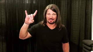 """AJ Styles comments on his """"Phenomenal"""" surprise appearance at San Diego Comic-Con"""