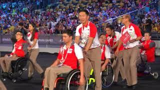 9th ASEAN Para Games | Highlights - Closing Ceremony | 23rd September