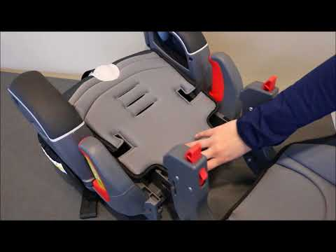 Transitioning Graco® Nautilus™ 65 from Highback to Backless Belt-Positioning Mode