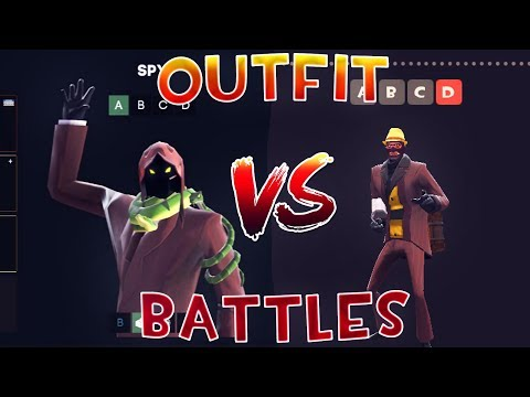 THE SNAKE SPY!! - TF2 Outfit Battles #7