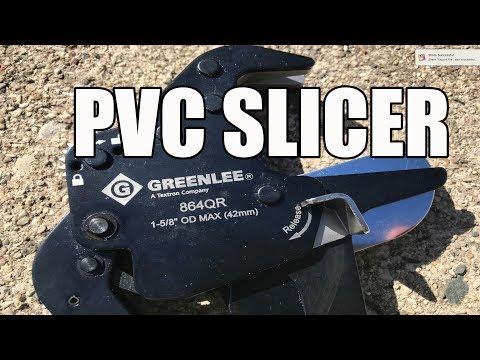 Greenlee PVC Cutter 864QR