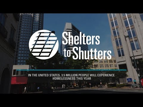 Multifamily employee source via Shelters to Shutters