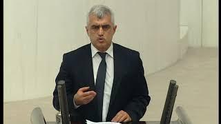 Ömer Faruk Gergerlioğlu & 09 Ekim 2018 Genel Kurul Konuşması