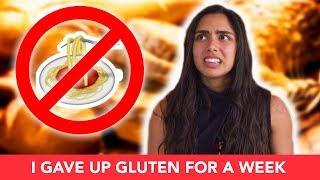 I Tried The Gluten-Free Diet For A Week 🍞