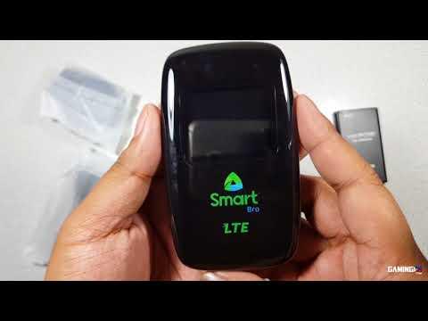 Smart Bro LTE Pocket Wifi New Version 2017 (FX PR3L)
