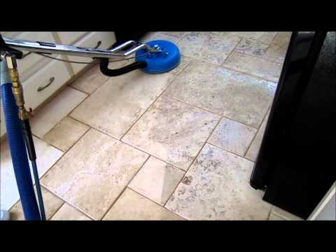 Natural stone Tile & Grout cleaning for Dublin CA Residents