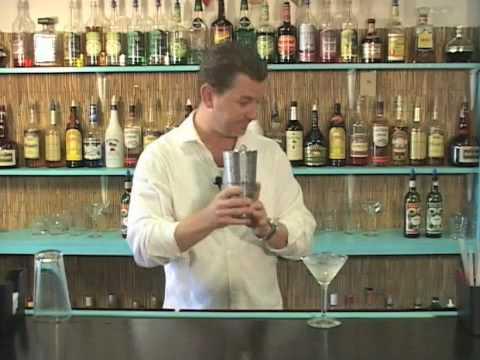 Martini by San Diego Bartending School