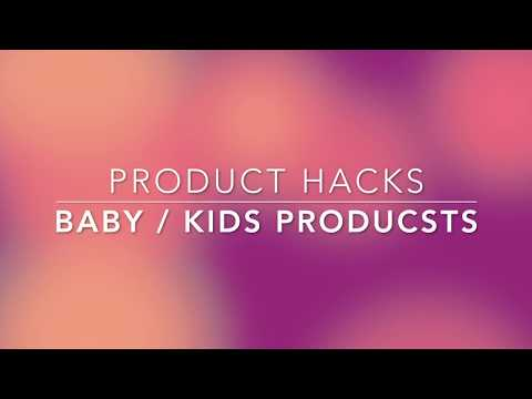 Baby Product Hacks for Mommies || The Savvy Beauty