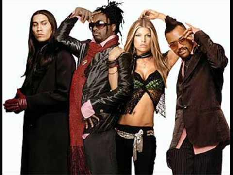 Black Eyed Peas - Shut Up (Radio Edit)