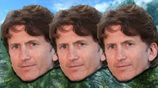 Todd Howard Will Stop Selling You Skyrim...When You Stop Buying It