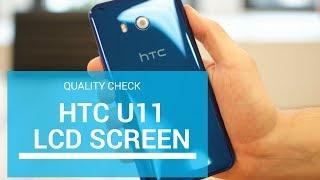 HTC U11 LCD Screen   Quality Check   Cellspare