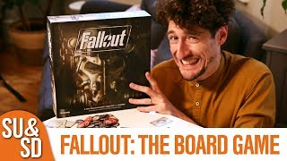 Fallout: The Board Game - Shut Up & Sit Down Review