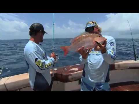Mutton Snapper Fishing Techniques for Offshore Key West Florida