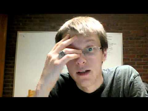 Life at MIT: Video 112- Crazy Exams, Splash Classes, and Exhaustion