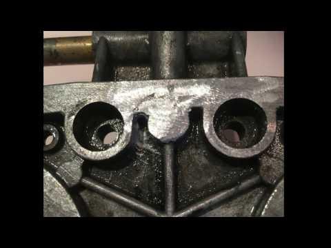 Cast Zinc Base Weber Carburetor Repair Via Customer Testimonial