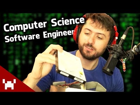 What I Study in College - Computer Science/Software Engineering