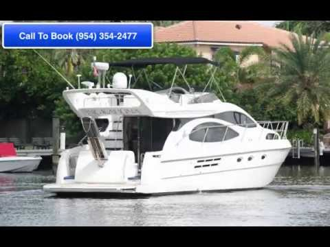 Yacht Charter Miami | Yacht Charter Ft Lauderdale | Call (954)354-2477