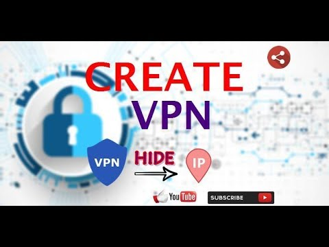 🔴 How To Hide your IP address by creating own VPN