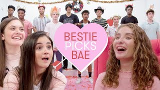 I Let My Best Friends Pick My Boo 👻: Stephanie | Bestie Picks Bae