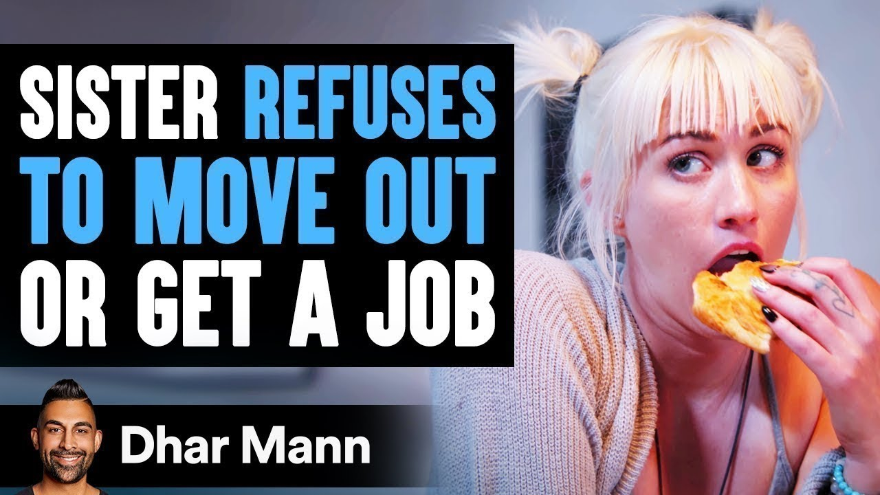 Husband's Sister Refuses To Move Out Or Get Job, Wife Reacts Shockingly | Dhar Mann