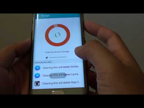 Samsung Galaxy S6 Edge: How to Delete Unnecessary Data for More Space