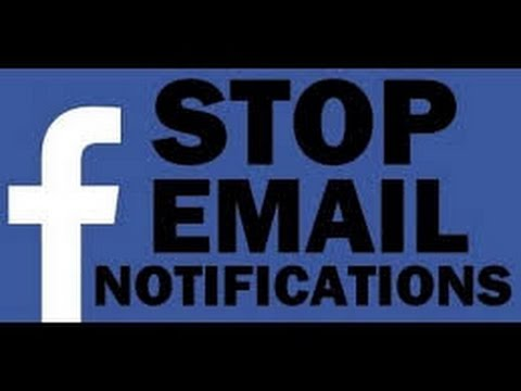 How To Stop/Block Email Notifications From Facebook (tamil)