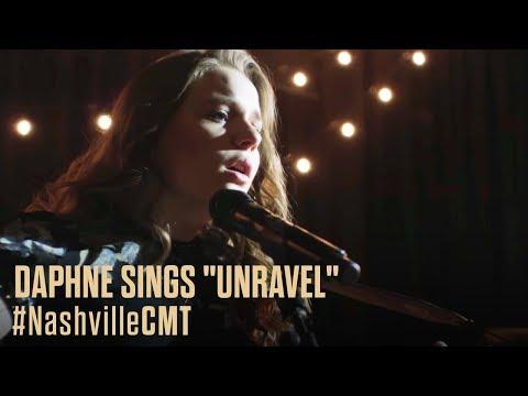 NASHVILLE ON CMT   Daphne Sings