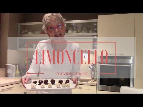How to Make Gluten Free Limoncello Balls