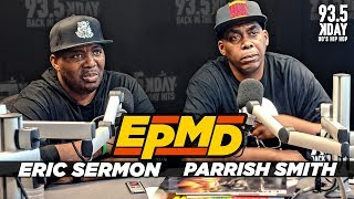 EPMD - West Coast Influence On Their Music, Opinion On New Artist, EPMD Shoe Release