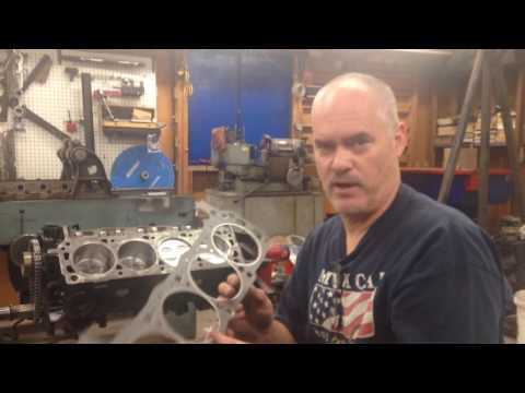 How to Properly Install head Gaskets on a 302 Ford