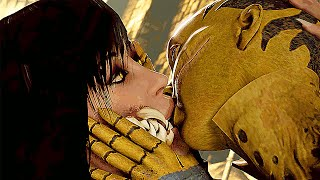 Mortal Kombat Mileena DEATH Scene 2020