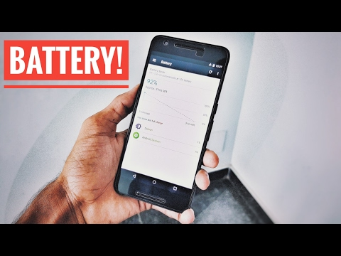 10 Ways to Fix/Improve Android 7.1 Nougat Battery Life | On almost any Android | Nexus 6P