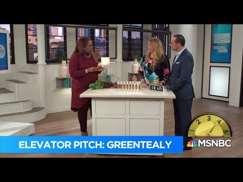 HSN Elevator Pitch: Greentealy by OPEN Forum