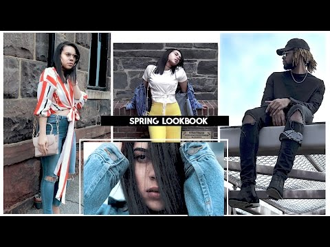 Co-Ed Spring Lookbook