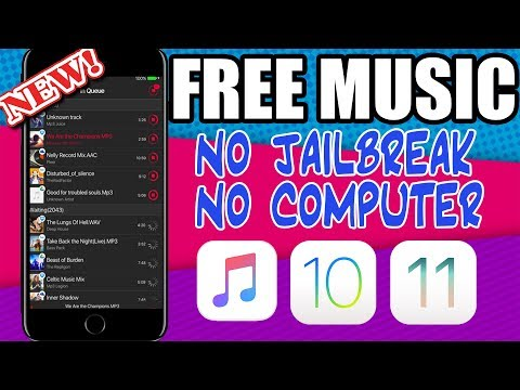 HOW TO DOWNLOAD FREE MUSIC ON IPHONE AUGUST 2017-  NO JAILBREAK/PC