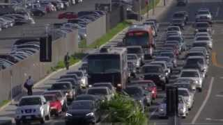 Stuck: The Problem With Los Angeles Public Transportation