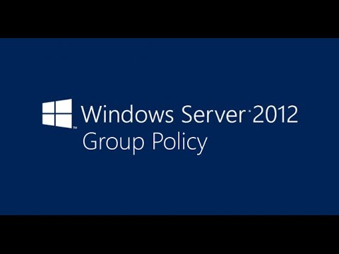 How to Hide Drives using Group Policy in Windows Server 2012 R2