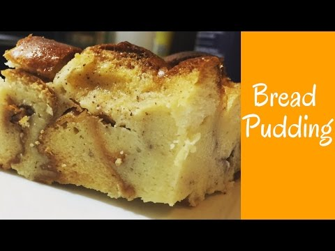 Bread Pudding -Quick & Easy